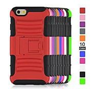 Angibabe 2 in 1 Hard Hybrid Silicone Phone Back Cases for iPhone 6/6S 4.7 inch