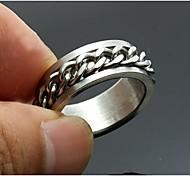 Недорогие -персональный подарок мужской кольцо из нержавеющей стали выгравировано ювелирных изделий