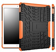 cheap -Case For iPad Mini 4 iPad Mini 3/2/1 iPad 4/3/2 iPad Air 2 iPad Air Shockproof with Stand Back Cover Armor PC for iPad Mini 4 iPad Mini