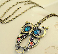 cheap -Women's Zircon Pendant Necklace Vintage Necklace - Fashion Necklace For Daily