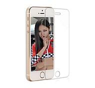 Недорогие -Защитная плёнка для экрана Apple для iPhone 6s iPhone 6 iPhone SE/5s Закаленное стекло 2 штs Защитная пленка для экрана Взрывозащищенный