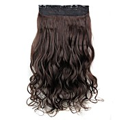 cheap -22 inch Hair Extension Classic Curly Clip In/On Classic Curly Daily High Quality