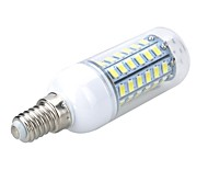 5W E14 LED Corn Lights T 56 SMD 5730 500-600lm Warm White Cold White 3000/6500K AC 220-240V 1pc