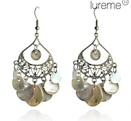 cheap -Women's Drop Earrings - Gem Cowry Alloy For Daily