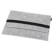 "Sleeve for Macbook 13.3"" Macbook Air 11.6""/13.3"" Macbook Pro 13"" MacBook Pro 13"" with Retina display Solid Color Textile Material Wool Felt Laptop"