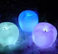 Colorful  Color-changing Apple Shape LED Night Light