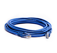 cheap -5M 16.4FT RJ45 CAT5 Male to Male High Speed Computer Router Broadband Internet Network Cable