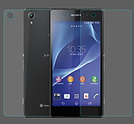 cheap -(2.5D,0.3mm,9H)Front & Back Tempered Glass Film Screen Protector for SONY Xperia Z2