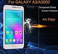abordables -angibabe 0.4mm explosión prima de protector de pantalla de vidrio templado a prueba de ultra delgada para la galaxia a3