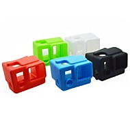 cheap -Accessories Protective Case High Quality For Action Camera Gopro 3 Sports DV PU