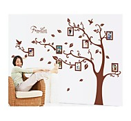 cheap -Wall Stickers Wall Decals, Style Memory Tree Photos PVC Wall Stickers