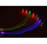 Поводки Светодиодные фонарики Водонепроницаемость Нейлон Желтый Красный Зеленый Синий Розовый