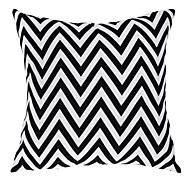 Недорогие -современная 18-дюймовая квадратная геометрическая подушка / подушка с вставкой высокого качества