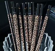 Dark Leopard Grain Black Ink Gel Pen(1 PCS)