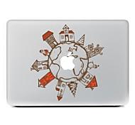 Проект дома декоративные наклейки кожи для MacBook Air / Pro / Pro с сетчатки дисплей