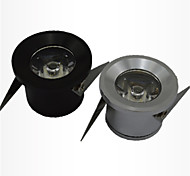 baratos -3W 150lm 2G11 Luzes para Fundo de Armários 1 Contas LED Encaixe Branco Quente / Branco Frio 85-265V