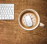 Недорогие -чай с молочным дизайном декоративные коврики для мыши mac skin наклейки