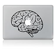The Head Design Decorative Skin Sticker  for MacBook Air/Pro/ Pro with Retina Display