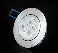 2g11 привели downlights вращающийся 3 высокой мощности привело 250-300lm теплый белый холодный белый 6000-6500k переменного тока 100-240v