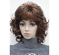 """New Fashion Charming 14""""  Women's Short Curly Synthetic Wigs"""