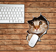 Недорогие -дизайн кошки декоративные коврики для мыши mac skin наклейки mac аксессуары