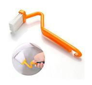 Недорогие -Изогнутая Туалетная щетка для очистки (случайный цвет) 20 * 7 * 3,5 см