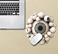 Недорогие -дизайн для глазного яблока декоративные коврики для мыши mac наклейки для Mac
