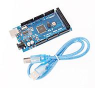 Недорогие -улучшенная версия доски развития mega2560 для Arduino совместимый