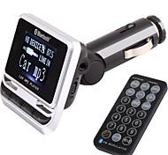 FM-передатчик с Bluetooth автомобильного комплекта громкой связи / с контроллером беспроводной / Bluetooth 2.0 / mp3 игра USB / TF карта