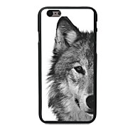 The Wolf Design PC Hard Case for iPhone 6