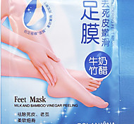 cheap -Exfoliating Foot Mask High Efficiency Dead Skin Cuticle Remover Scholl Sosu Foot Spa Products 1pair