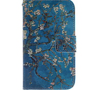 cheap -Case For LG L90 LG L70 LG LG G4 LG Case Card Holder Wallet with Stand Flip Full Body Cases Tree Hard PU Leather for LG G2 Mini