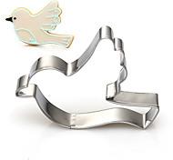 Недорогие -Весной тема полета формы птицы резаки печенья вырезать fuirt форм из нержавеющей стали