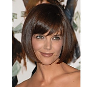 cheap -Synthetic Wig Straight Women's Capless Short Synthetic Hair