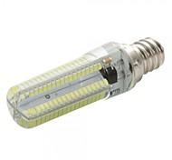 E12 LED лампы типа Корн T 152 светодиоды SMD 3014 Диммируемая Тёплый белый Холодный белый 450lm 2800-3200/6000-6500K AC 220-240 AC 110-130
