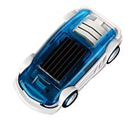 Недорогие -мини-подарок новизны для детей солнечная энергия и соленой воды гибридных игрушечный автомобиль