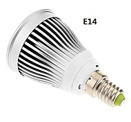 E14 GU10 E26/E27 LED Spotlight 1 leds COB Warm White Cold White 600-630lm 6000-6500K AC 85-265V