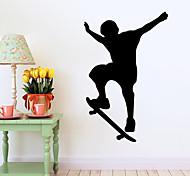 Недорогие -стены стикеры стены стикеры наклейки стиль одного слайд движение пвх стеновые
