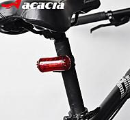 Luces para bicicleta Luz Trasera para Bicicleta luces de seguridad - - Ciclismo Fácil de Transportar pila de botón Lumens Batería Ciclismo