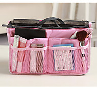 1 PC Travel Bag Toiletry Bag Luggage Organizer / Packing Organizer Insert Organizer Handbag Cosmetic BagWaterproof Dust Proof Durable