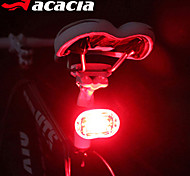 Bike Lights Rear Bike Light Safety Lights - LED Cycling Easy Carrying LED Light Button Battery Lumens Battery Cycling/Bike-acacia