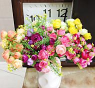 Недорогие -Искусственные Цветы 1 Филиал Простой стиль Камелия Букеты на стол