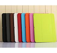 Недорогие -бизнес-пу кожа Смарт обложка чехол для Samsung Galaxy Tab, Pro / вкладке 10.1 4 10.1 / вкладка 9.7