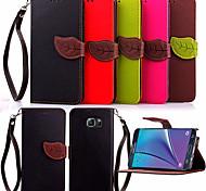 Für Samsung Galaxy Note Kreditkartenfächer / Geldbeutel / mit Halterung / Flipbare Hülle Hülle Handyhülle für das ganze Handy Hülle