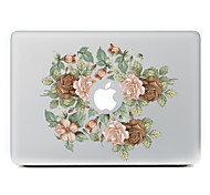 cheap -1 pc for Scratch Proof Flower Pattern MacBook Air 13''