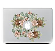 Китайская роза декоративные наклейки кожи для MacBook Air / Pro / Pro с сетчатки дисплей