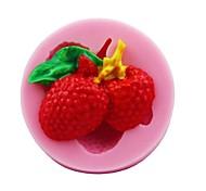 личи фрукты в форме помады торт шоколадный силиконовые формы, отделочные инструменты Формы для выпечки