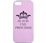 императорская корона рисунок шт Материал телефон случае для iPhone 5с