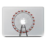 колесо обозрения декоративные наклейки кожи для MacBook Air / Pro / Pro с сетчатки дисплей