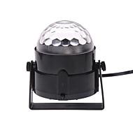 LT negro con control remoto LED RGB proyector láser rojo